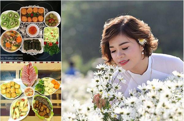 Vợ khéo tay nấu cho chồng những bữa ăn thịnh soạn như nhà hàng 7