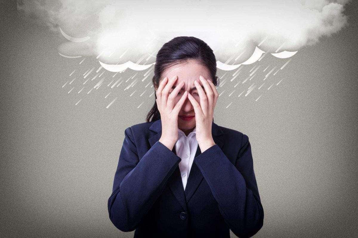 dấu hiệu của bệnh trầm cảm nhẹ