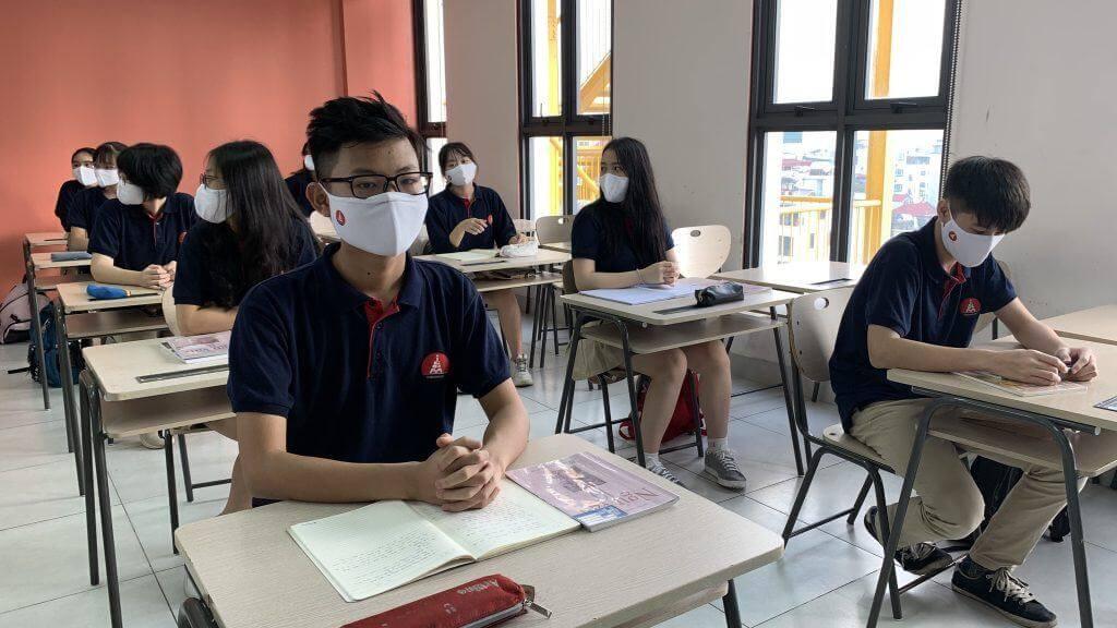 Hà Nội cho học sinh nghỉ học từ ngày 4.5 để phòng dịch Covid-19 8