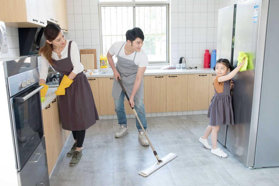 công việc nhà