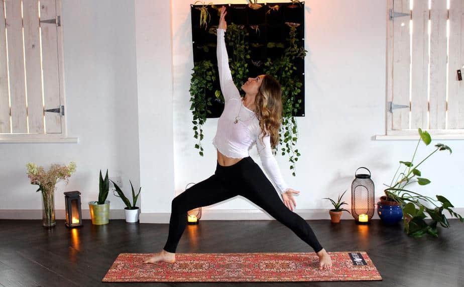 yoga mùa dịch