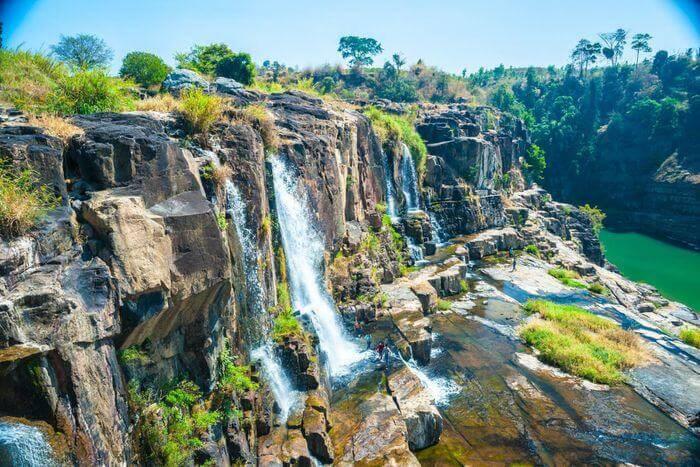 Khám phá Pongour: 'Nam thiên đệ nhất thác', sừng sững giữa núi rừng Tây Nguyên 1