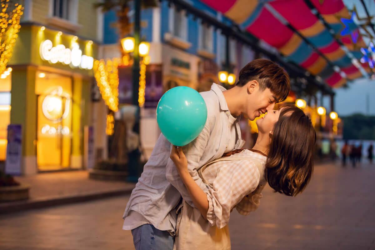 lợi ích của nụ hôn 6