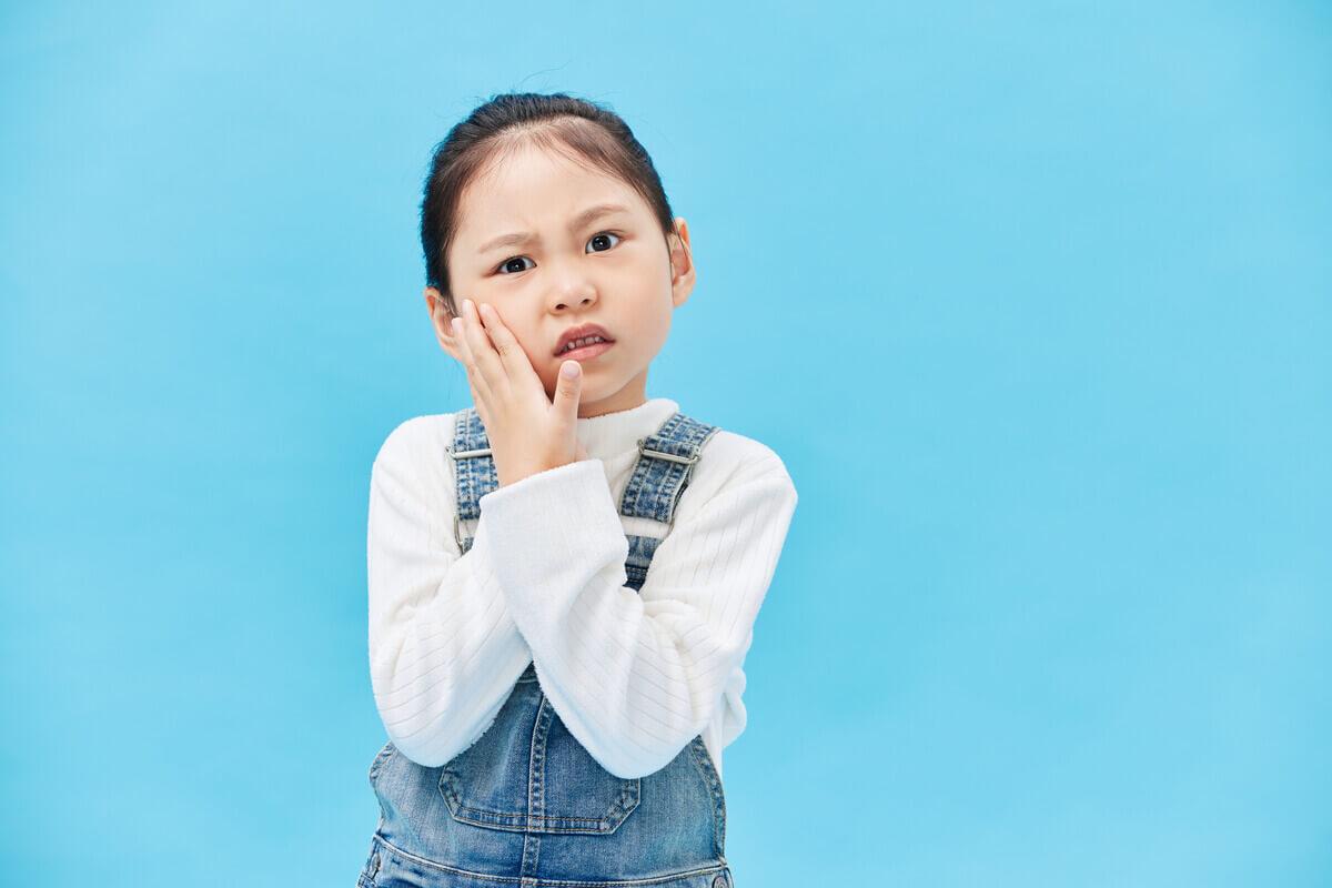 sâu răng ở trẻ em 1