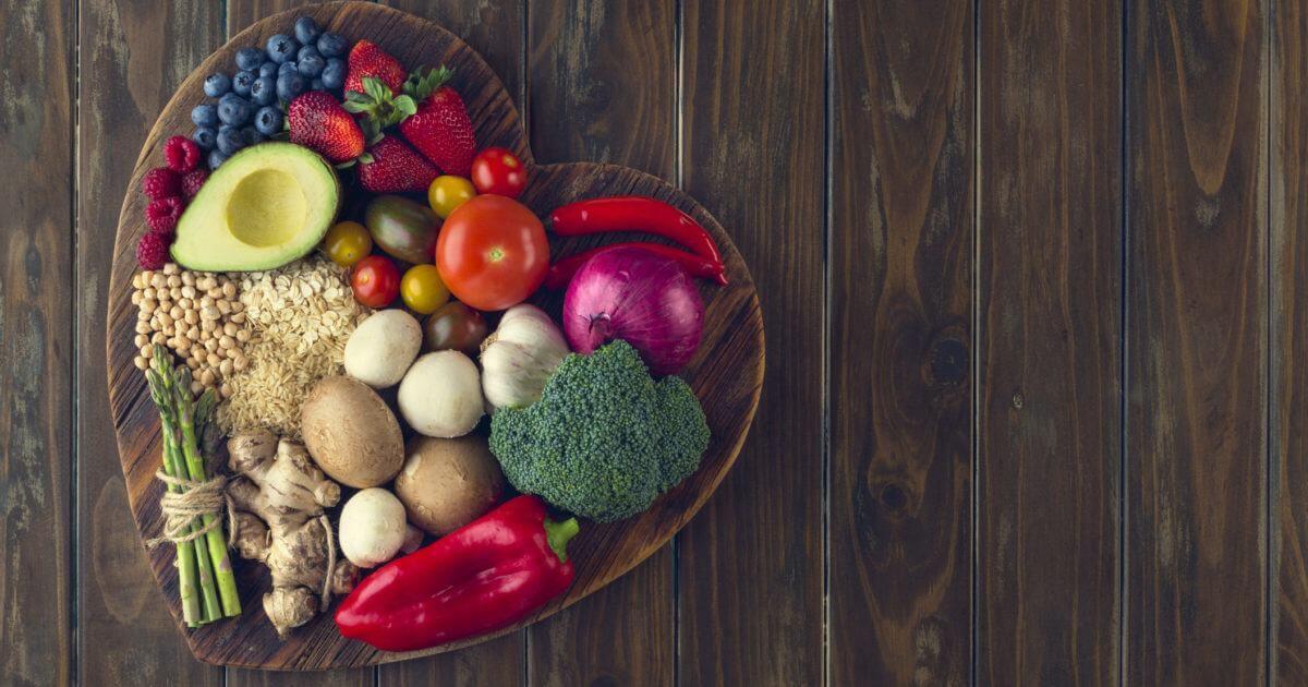 thực phẩm tốt cho tim