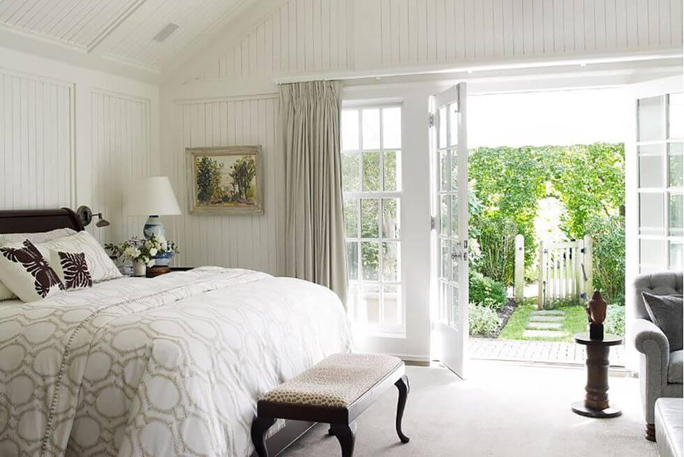 trang trí phòng ngủ màu trắng 1