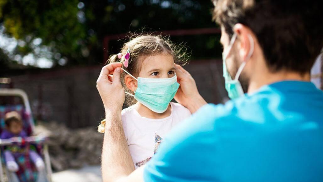 Trẻ em nhiễm Covid-19 tương tự người lớn nhưng có đến 1/2 không có triệu chứng 5